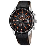 WATCH FESTINA MENS LEATHER STRAP F6821/4