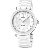 WATCH FESTINA WOMEN CERAMICA WHITE F16640/1
