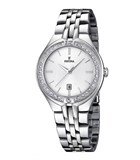 WATCH FESTINA WOMEN IN CAERO AND BEZEL WITH STONES F16867/1