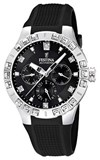 RELOJ FESTINA MULTIFUNCION WOMAN STEEL AND RUBBER F16559/6