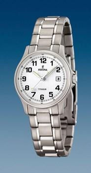 WATCH FESTINA TITANIUM F16459 / 1 F16459/1