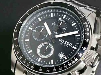FOSSIL ANALOG CHRONOGRAPH CH2600 WATCH