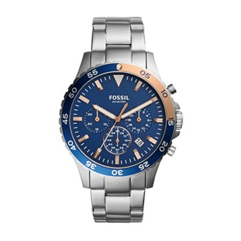MONTRE LE FOSSILE CREWMASTER HOMME CH3059
