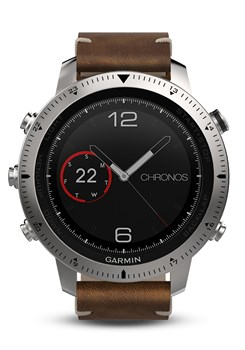 GARMIN KRONOS LEATHER 0100195700 WATCH