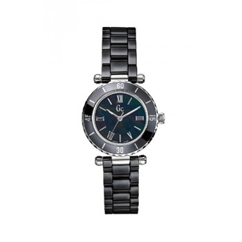 WATCH GC CERAMICA BLACK LADY X70012L2S