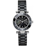 WATCH GC LADY CERAMICA BLACK 35003L2