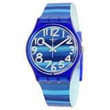 WATCH LINAJOLA BLUE GN237 SWATCH