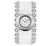 GO 399 WHITE STRAP WATCH Go Girl Only
