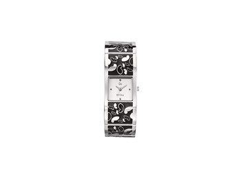 WATCH GO 399 BLACK ENAMEL Go Girl Only