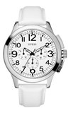 GUESS watch white w10562g4