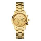 GUESS WATCH WOMAN GOLD W0448L2