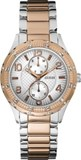 GUESS WATCH WOMEN STEEL TWO-TONE W0442L4
