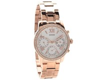 GUESS WATCH WOMEN STEEL ROS� W0623L2