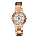 GUESS WATCH WOMEN ROSE GOLD ARMIX W0111L3