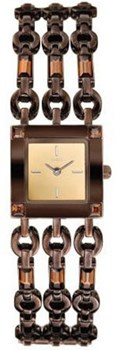 Guess watch women blued Brown 12556l 1 12556l1