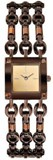 Reloj Guess mujer pavonado marrón 12556l1