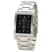 GUESS RECTANGULAR 11067G 1 MULTIFUNCTION WATCH 11067G1