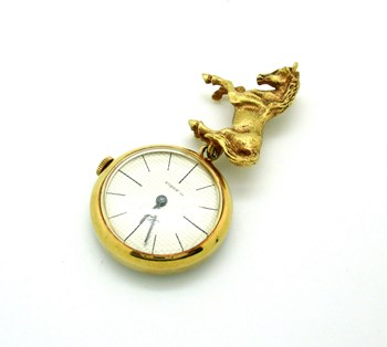 WATCH FALCON NECKLACE 8-1091