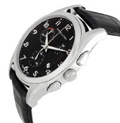 WATCH HAMILTON JAZZMASTER THINLINE CHRONO QUARTZ H38612733