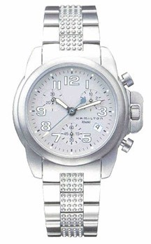 MONTRE HAMILTON KHAKI ACTION CHRONO H0016331215301
