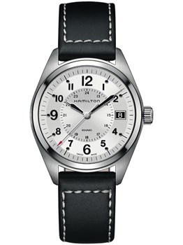 HAMILTON KHAKI FIELD QUARTZ WHITE H68551753 WATCH
