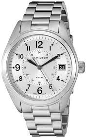 WATCH HAMILTON KHAKI FIELD QUARTZ H68551153