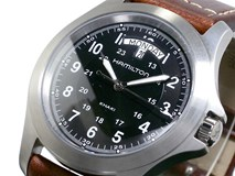 MONTRE HAMILTON KHAKI KING QUARTZ H64451533