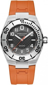 WATCH HAMILTON KHAKI NAVY SUB H78615985