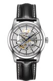 HAMILTON RAILROAD H40655751 AUTO SKELETON WATCH