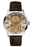 WATCH MAN ANALOG SKIN W95127G2 GUESS