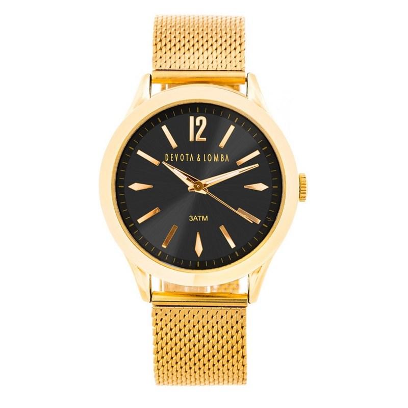 Reloj Hombre Devota y Lomba DL016M-02BK 8435334804321 Devota & Lomba 8435334804307