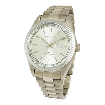 WATCH MAN SILVER 8435334800132 DEVOTA & LOMBA
