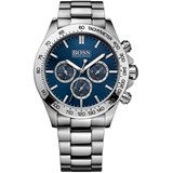WATCH HUGO BOSS ROUND STEEL 1512963
