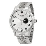 WATCH HUGO BOSS OF STEEL ROUND 1512791