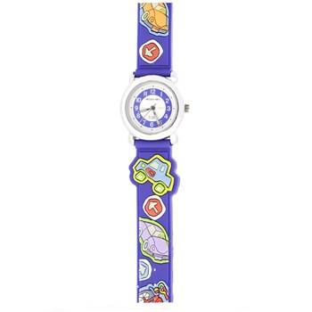 CHILD WATCH JACQUES FAREL BRIGHT CAR JF1209
