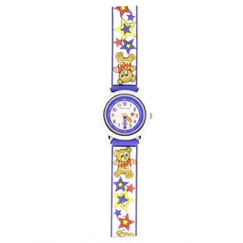 Enfant montre Jacques Farel Teddy bear JF1205