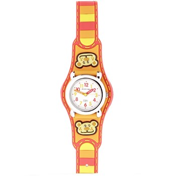 CHILD WATCH JACQUES FAREL BEARS JF1214