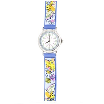 Enfant montre Jacques Farel papillons JF1218