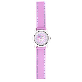 CHILD WATCH JACQUES FAREL PINK JF1226