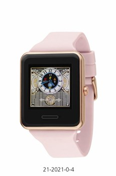RELÓGIO SMART WATCH UNIXES COR-DE-ROSA 21-2021-0-4 NOWLEY