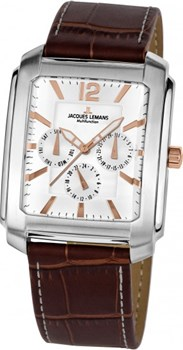 WATCH JACQUES LEMANS MENED 1463W
