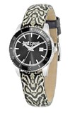 Just Cavalli montre bracelet Lady estampillé peau R7251202504