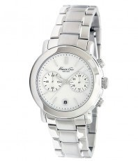 Montre Kenneth Cole en acier IKC4801