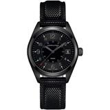 Reloj K Hamilton HAKI PVD NEGRO H68401735