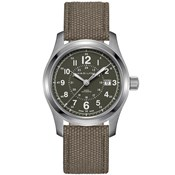 WATCH KHKI AUTO GREEN 42MM HAMILTON H70605963