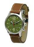 WATCH KRONOS PILOT CHRONOGRAFH GREEN 79785