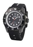 BS00155 BLACK KYBOE WATCH