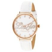 Reloj Laila Blanco Oro Rosa Liu Jo TLJ778