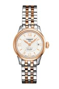 WATCH LE LOCLE TWO-TONE PINK FOR LADY Tissot T41.2.183.33