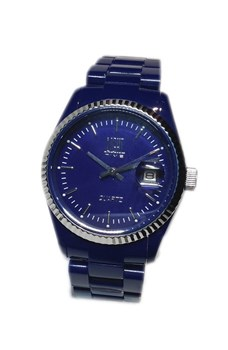 RELOJ LIGHT TIME AZUL L142